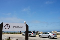 Point Joe is so spectacular that Morton can't focus on me