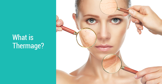 What is Thermage? | McLean Clinic
