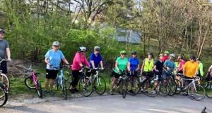 Training Ride Riders