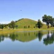 Toluca reclaimed mine area