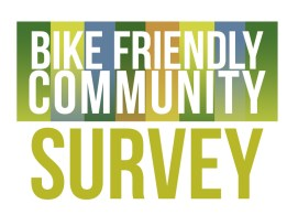 Bike Friendly Community Survey Banner
