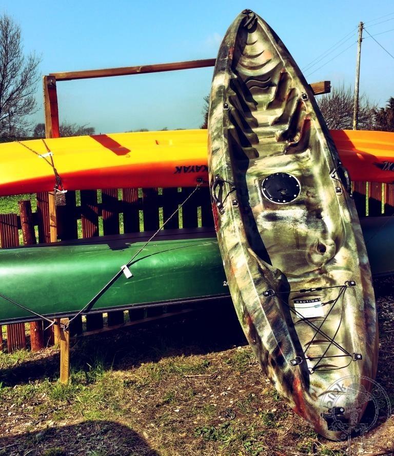 spring canoe maintenance
