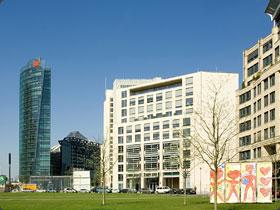 Embassy of Canada on Leipziger Platz