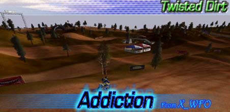 Motocross Madness 2 National Track - Addiction