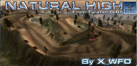 Motocross Madness 2 National Track Natural High