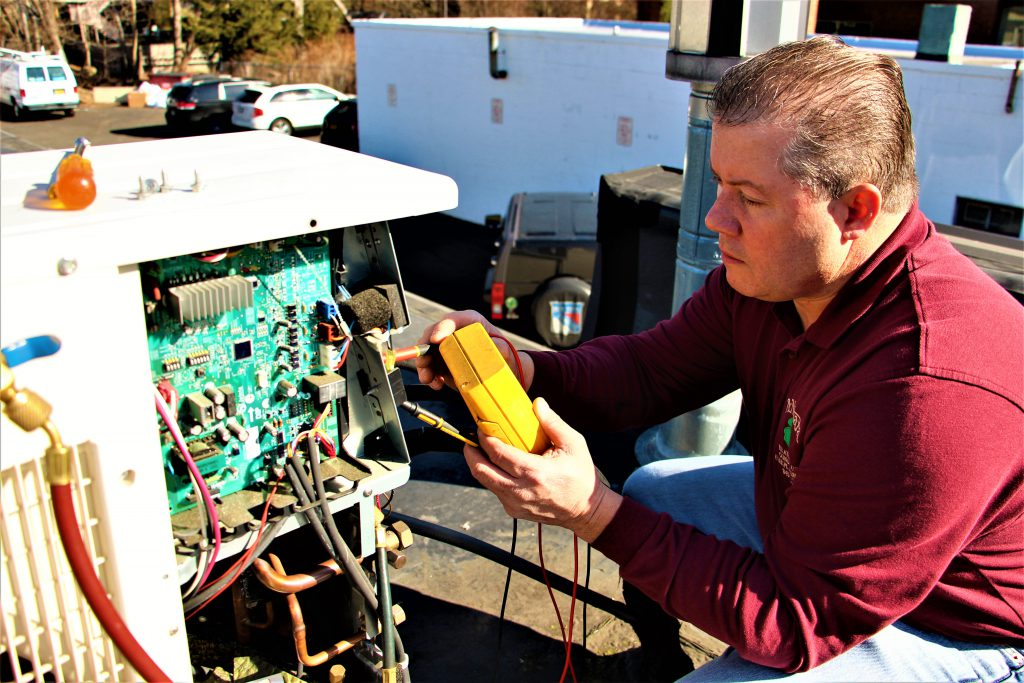 Bob McNamara, owner and lead technician ensures all installs are performed to his high standards