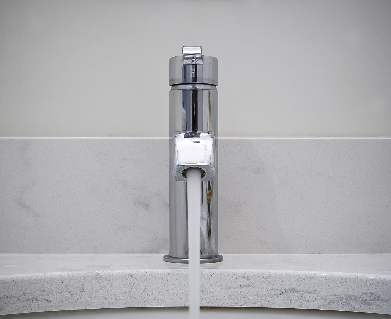 Single handle Faucet in Chrome
