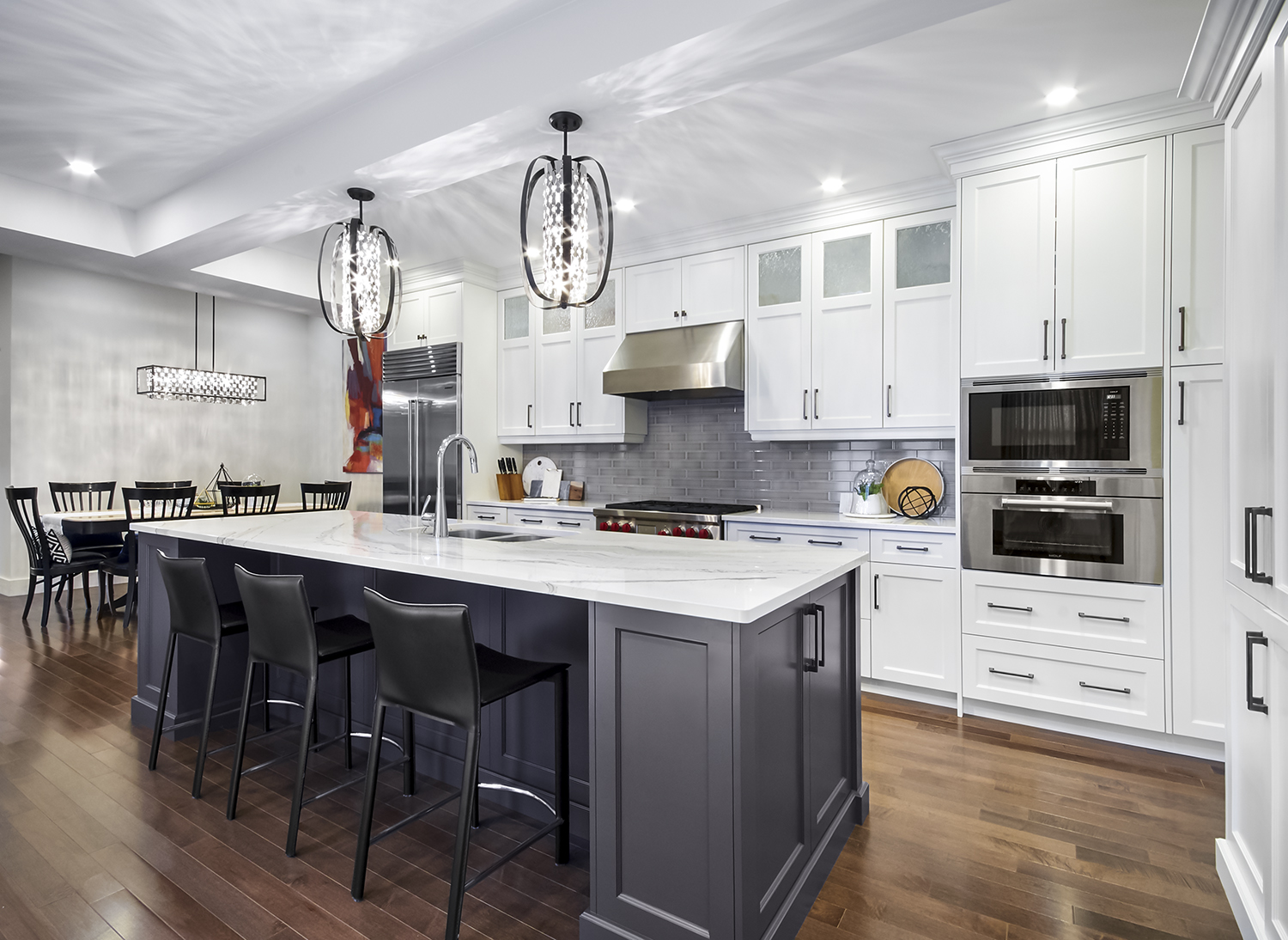 Bold Kitchen overall