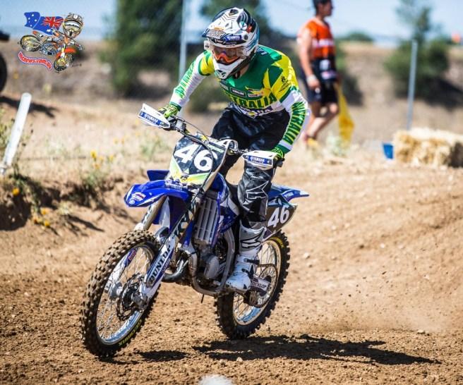 FIM Junior World Motocross Championship - Hunter Lawrence