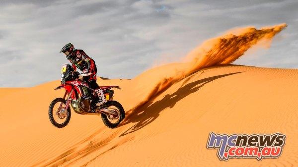 Kevin Benavides wins Stage Seven | Dakar 2020 | MCNews.com.au