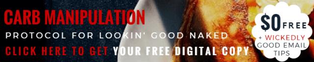 Carb Manipulation banner 1
