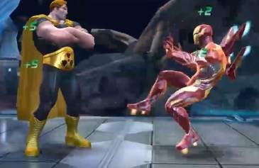 Fighting Iron Man Infinity War (IMIW) in AW: Node 38 and 42