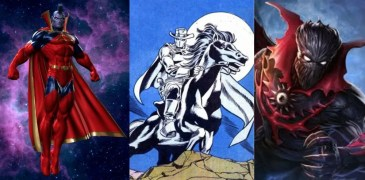 Cosmic Gladiators and Night Riders Coming to Contest of Champions