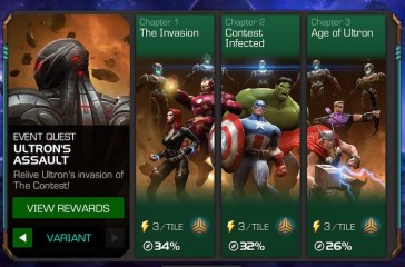 Back Issue #1: Ultron's Assault Easy Path for Completion
