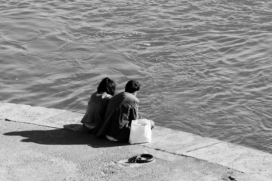 Les amoureux silencieux