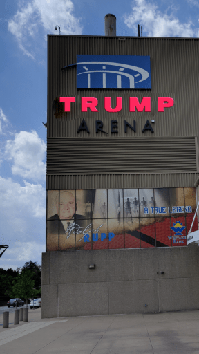 Rupp Arena to Get New Name for Trump Rally? 1