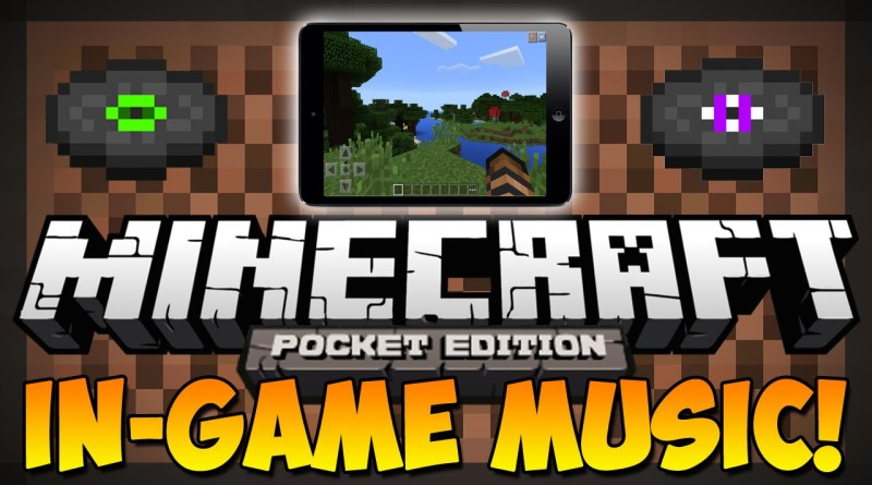 Background Music Resource Pack – MCPE 1.0(Only!)