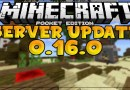 MCPE 0.16.0 Server – (LBSG)Hunger Games Server