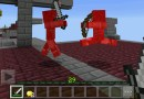 SkyFight PvP Minigame Map [Addon]- MCPE (1.0.5 Only!)