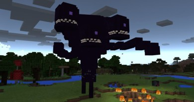Wither Storm Addon – MCPE 1.1.X