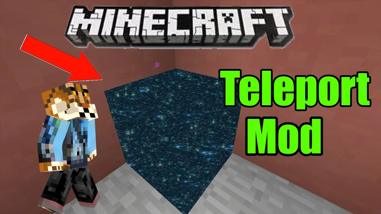 Minecraft PS3 Teleporter Mod Download
