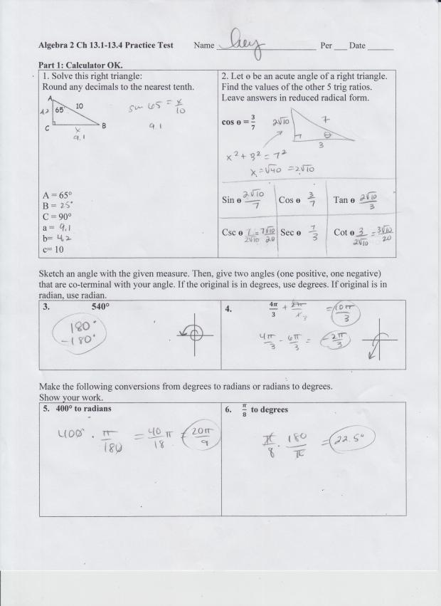 Algebra 2 Summer Review Packet Answers Mcps | Viewsummer co