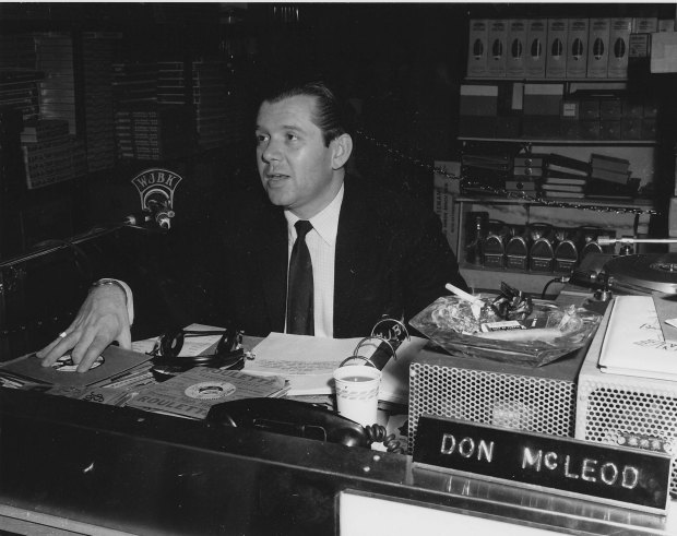 WJBK - Don McLeod - 1957