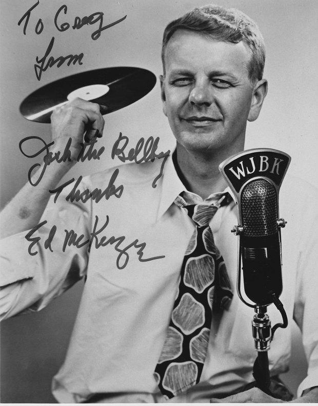 WJBK - Ed McKenzie - Early 50's