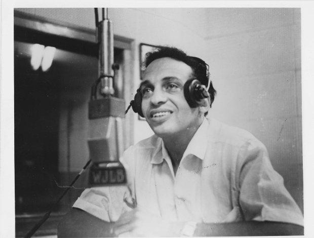 WJLB - Ernie Durham - 1956