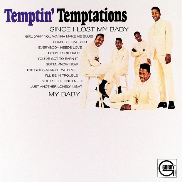 Temptations The Temptin Temptations