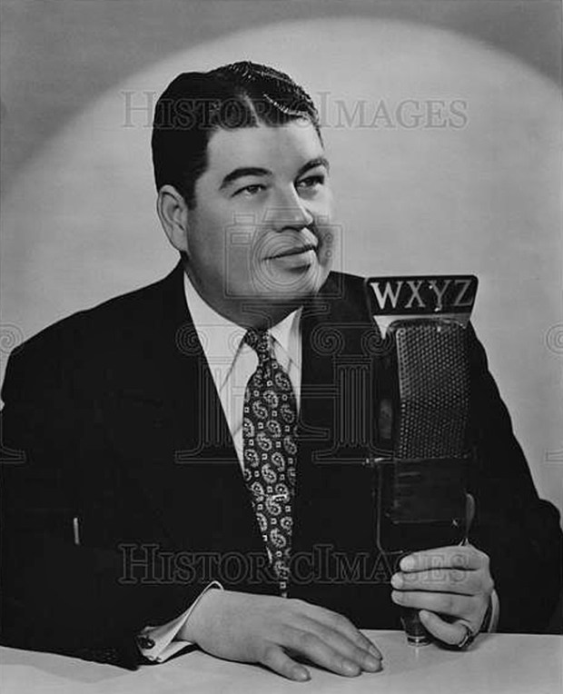 JOHNNY SLAGLE, WXYZ 1270 1959