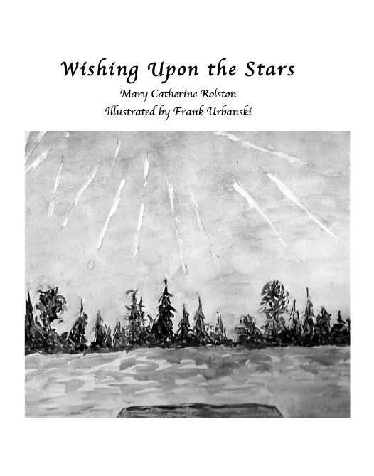 "The cover for the children's story ""Wishing Upon the Stars"""