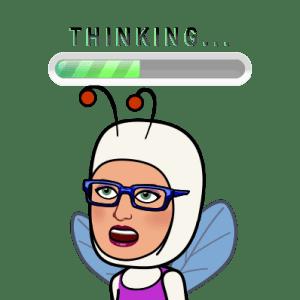 Thinking fairy