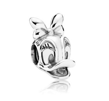Disney Charakter Daisy Duck als Pandora Charm.