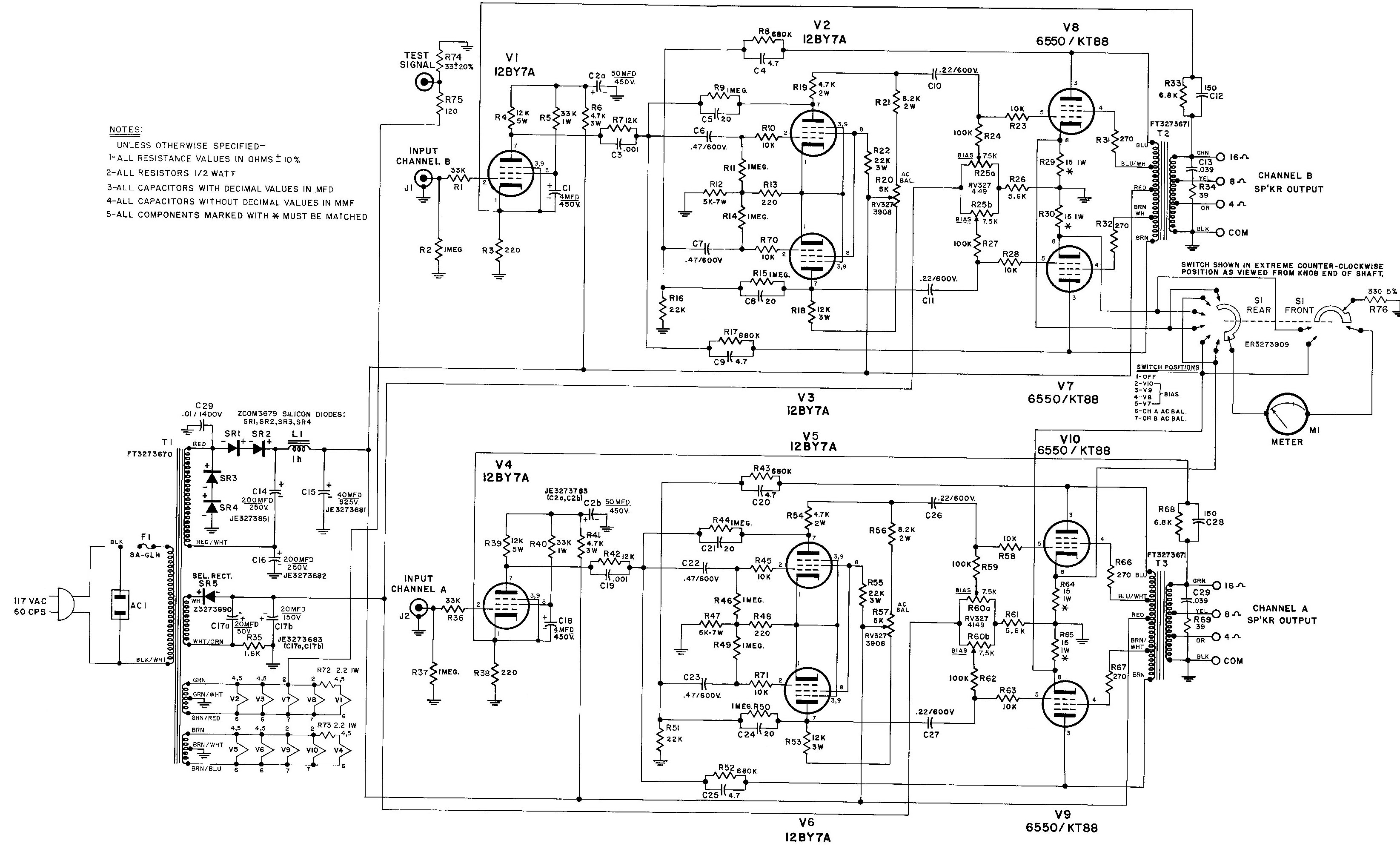 Marantz 8b Schematic Powerking