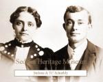 T.C. & Sedona Schnebly founders of Sedona