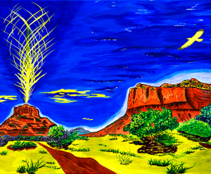 Bell Rock Vortex