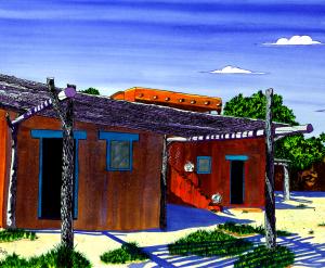 Santa Clara Pueblo