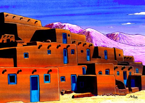 Taos Puebleo