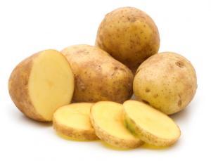 9 - Potatoes