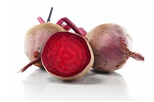 6 - Red beetroot
