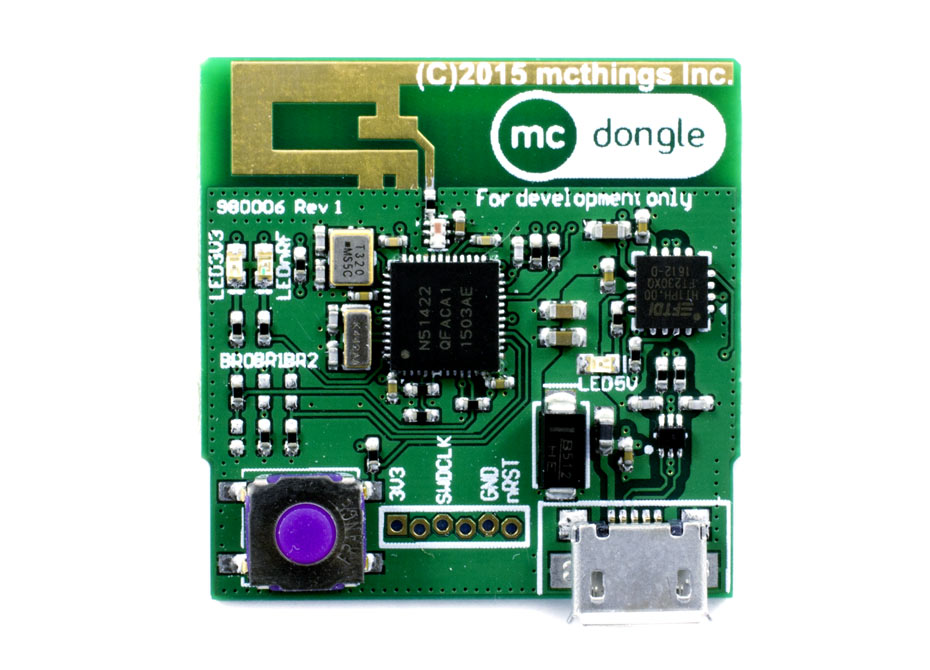 mcDongle Over-The-Air mcOS Updates Hardware