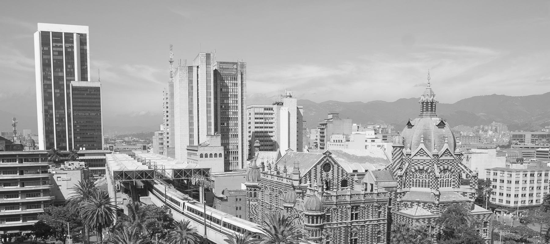 Medellin, Columbia - Ubidots