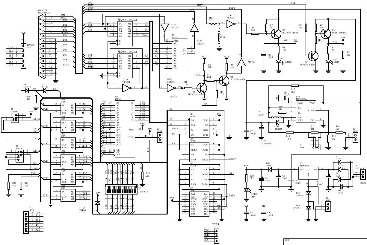 jtag wiring diagram