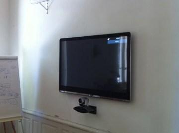 Installation domotique vidéo conférence