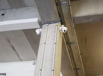 installation de cameras sur ip