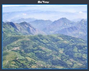 vistas desde mirador anglieru