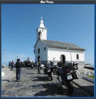 capilla de la Atalaya
