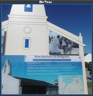 Cartel Faro San Agustin