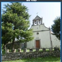 Iglesia de San Antonio en Pedroveya